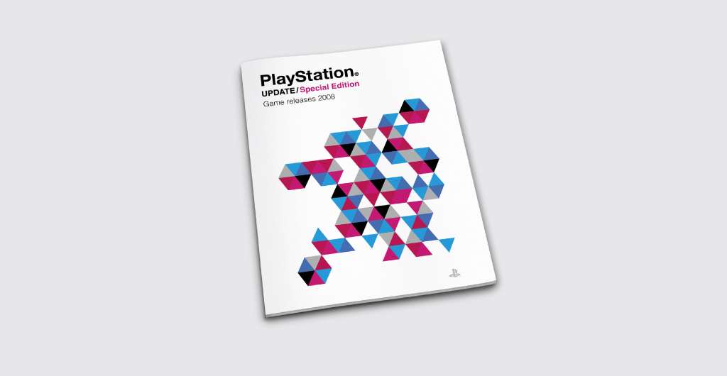 Magazine Sony PlayStation IDEF 2010